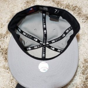 New Era Accessories - Texas Rangers Fitted Hat